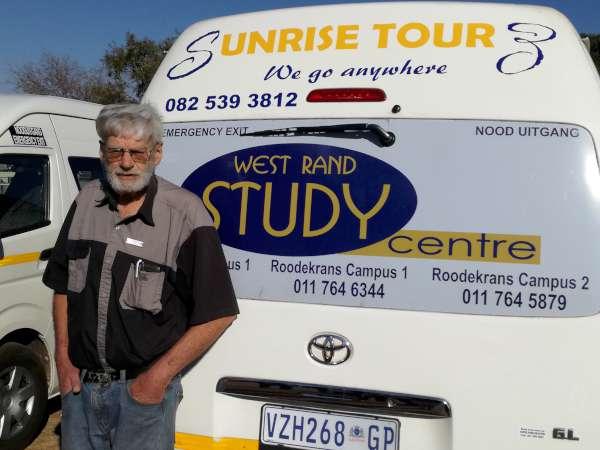 Mr. Jan Du Plessis