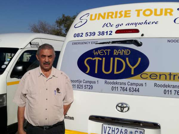 Mr. Kobus Smal